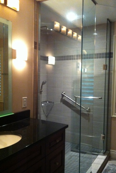Bathroom Re-Design Specialists In The Burlington, Ontario Area