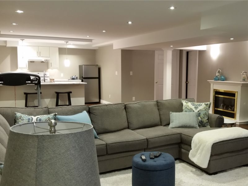 how to choose lighting for open concept
